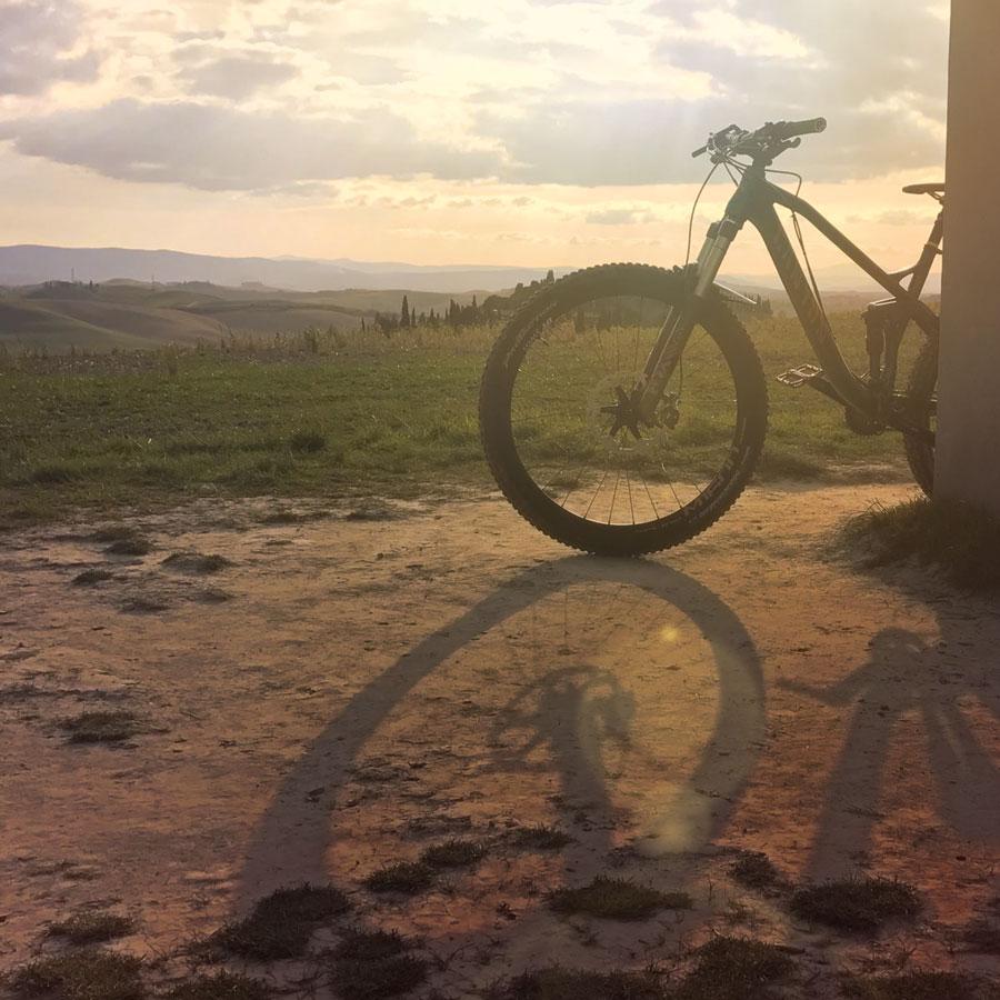 Biking Crete Senesi