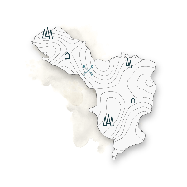 mappa montagnola