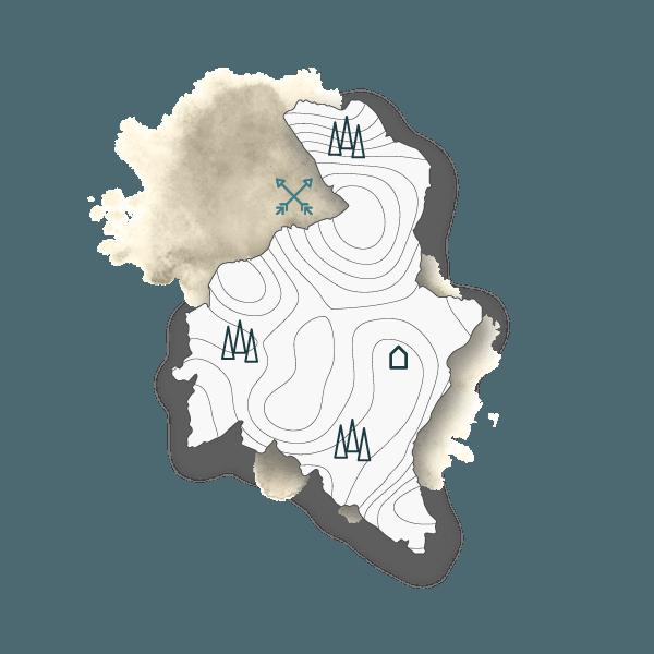 carte Chianti trekking