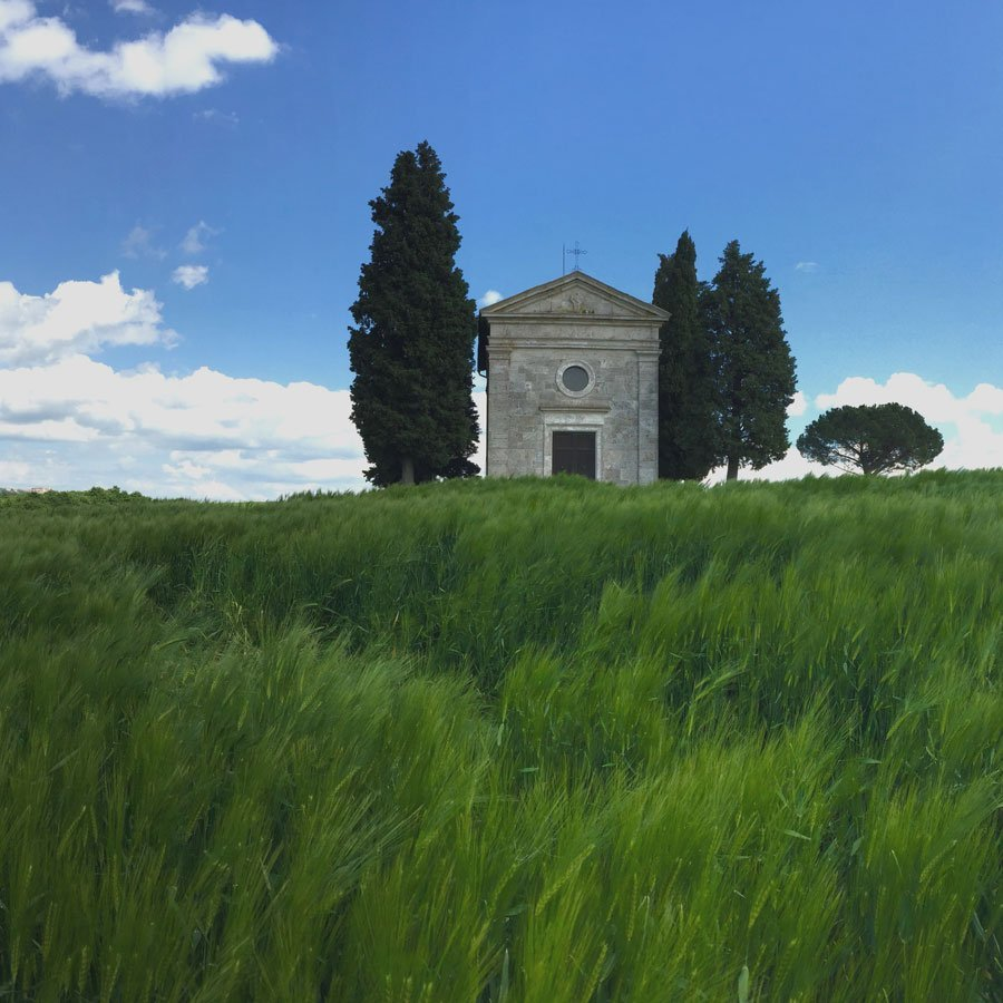 Val d'Orcia Walking Tour