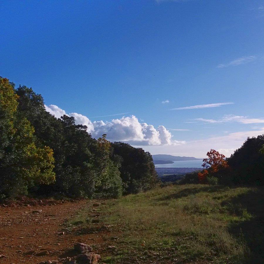 trekking montioni
