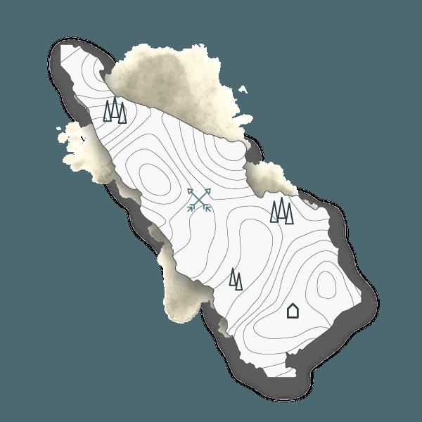 sentiero trekking Vald'Orcia