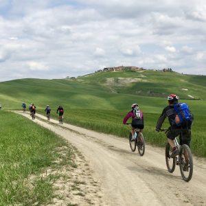 escursionismo mountainbike siena