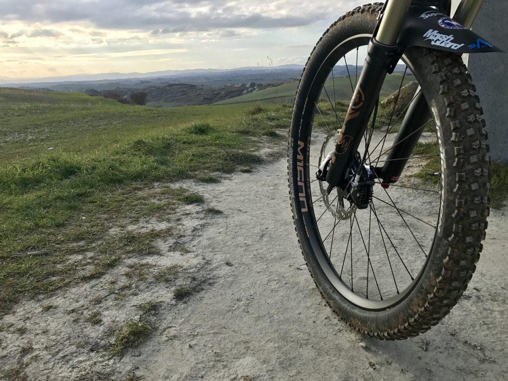 escursioni bike toscana