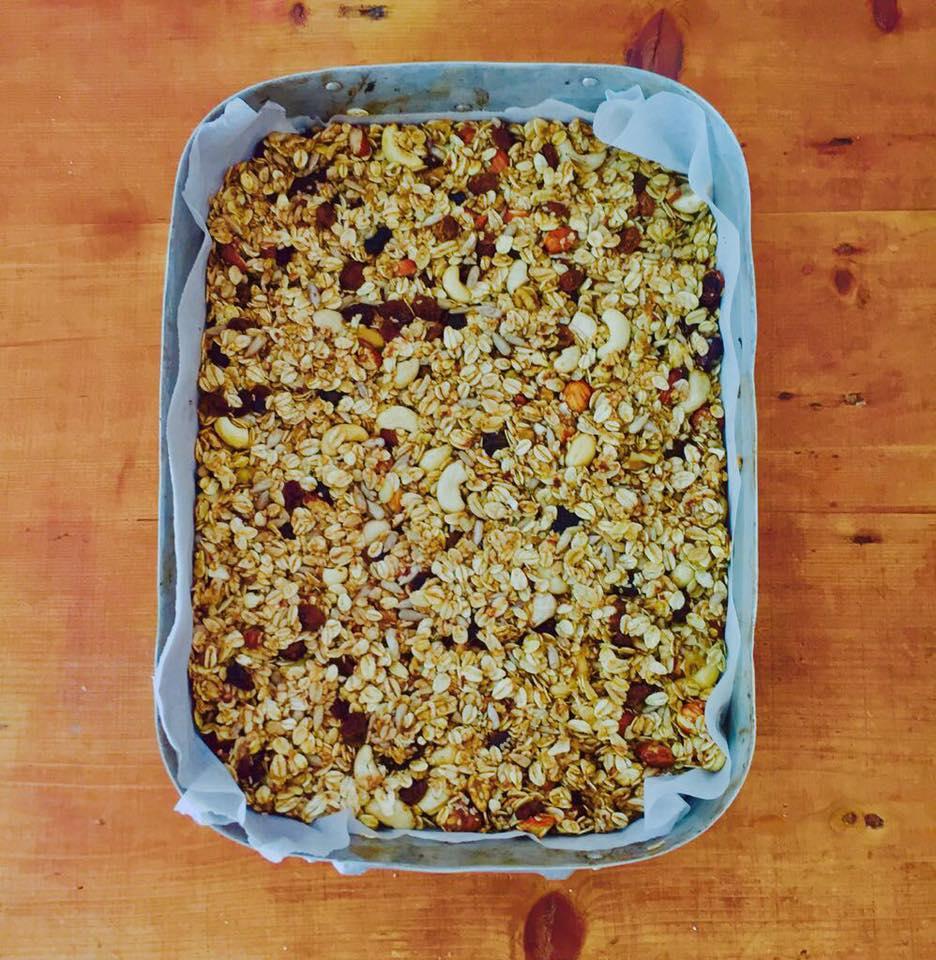 ricetta barrette fatte in casa