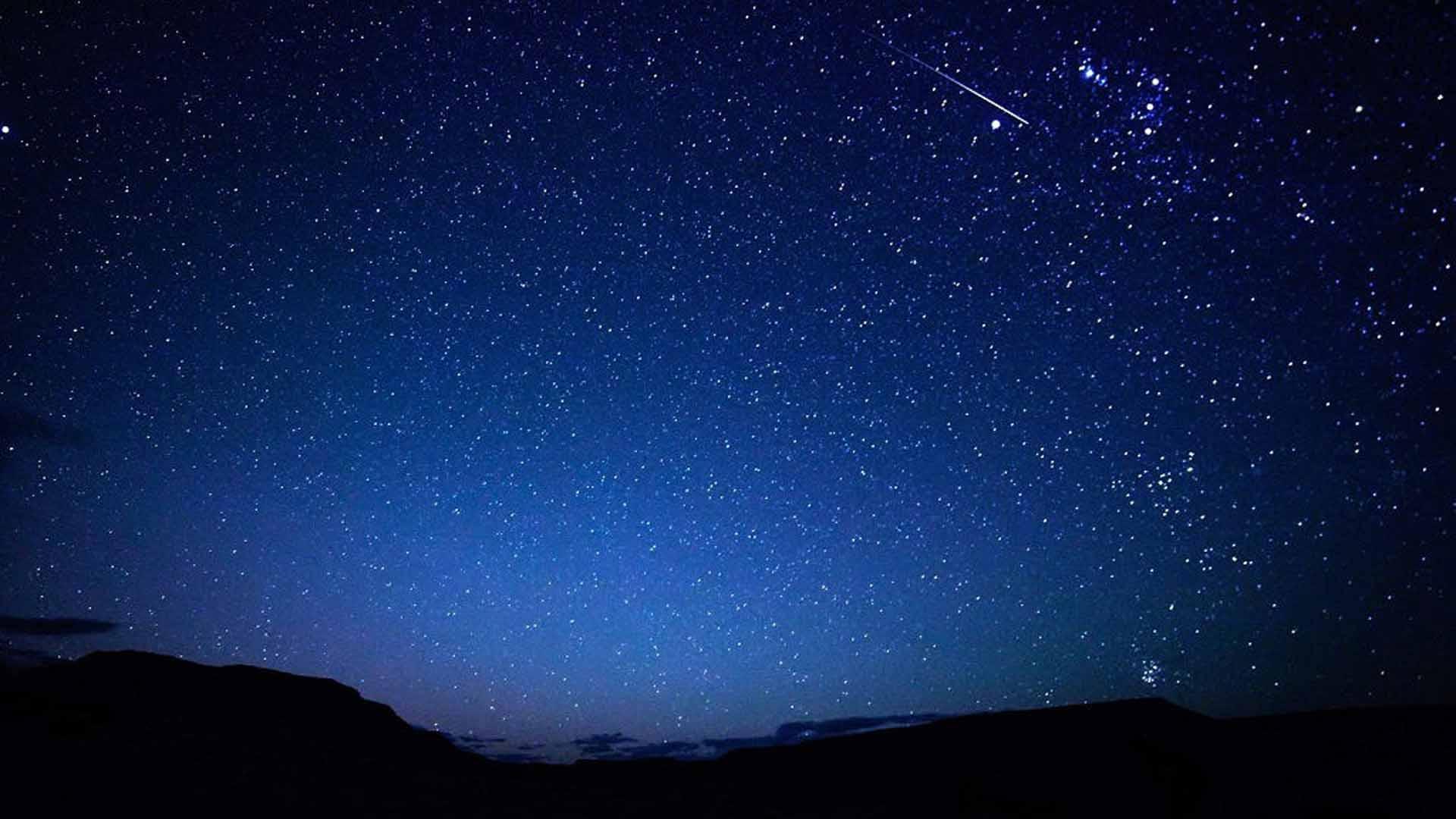 trekking sotto le stelle crete