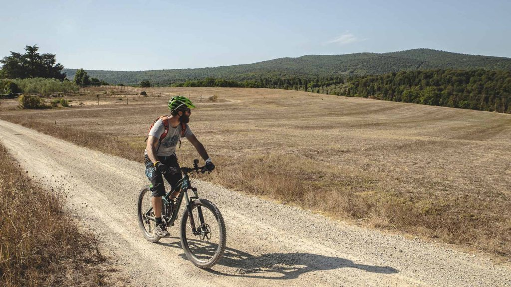 Corso Mountain Bike Siena