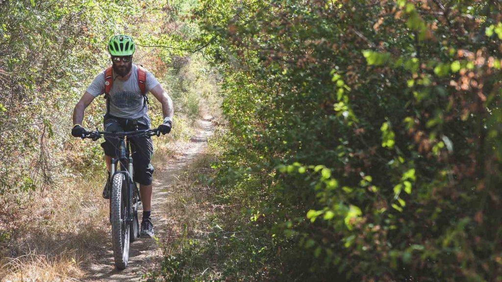 mountain bike alimentazione
