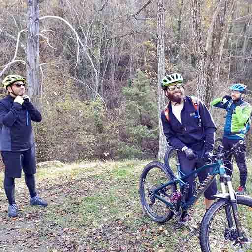 Come vestirsi per la Mountain Bike in Invernobike zone delicate