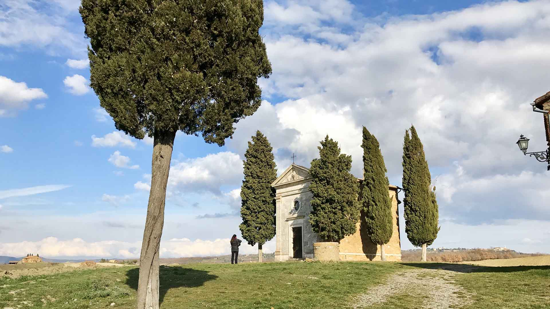 trekking val d'orcia