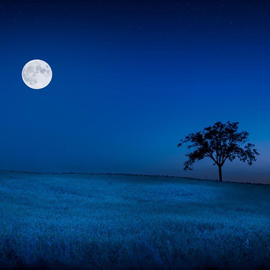 luna piena crete senesi