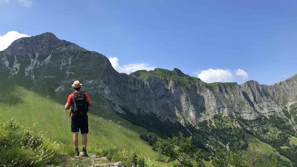 viaggio nelle Alpi Apuane