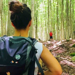 amiata trekking