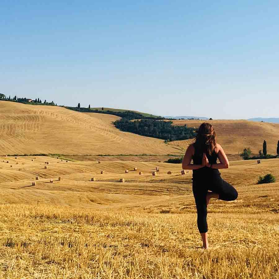 Yoga e Trek nelle Crete
