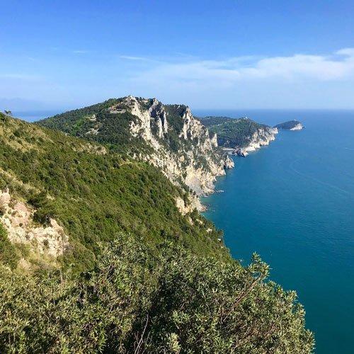 trekking cinque terre porto venere