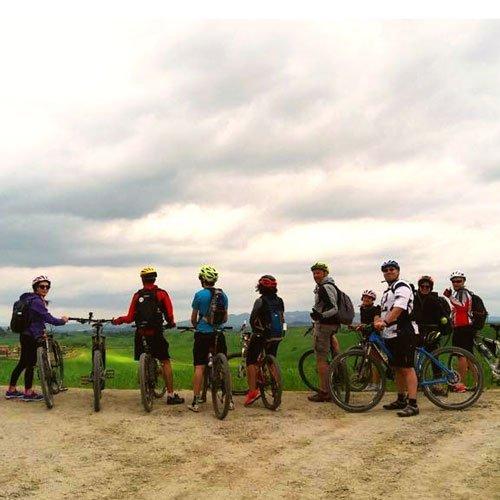 Crete Senesi Bike Tour