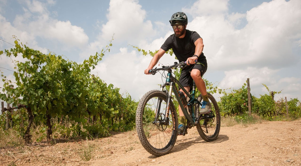 chianti mountain bike tour
