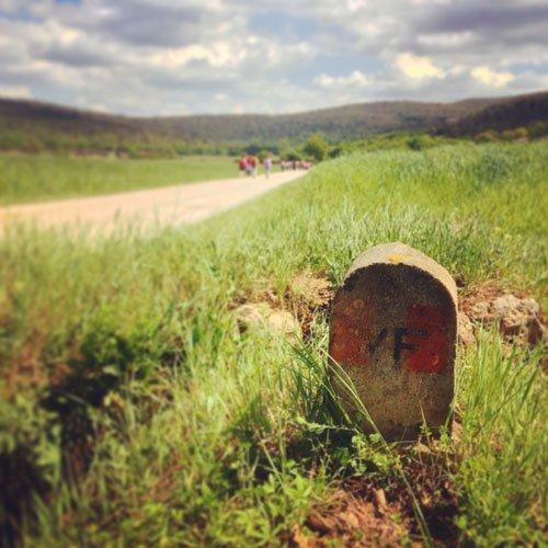 viaggio trekking tre giorni francigena