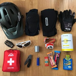 Cosa portare mountain bike