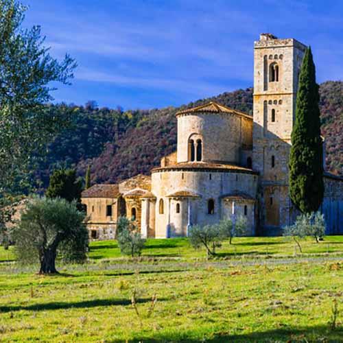 trekking Sant'Antimo
