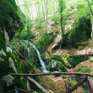 hiking monte amiata