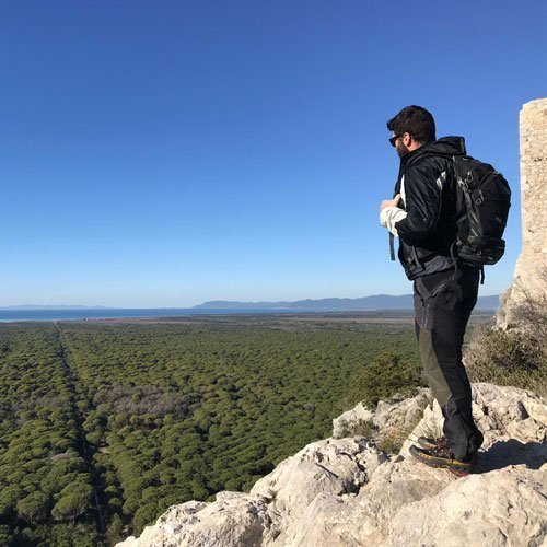 trekking 25 aprile