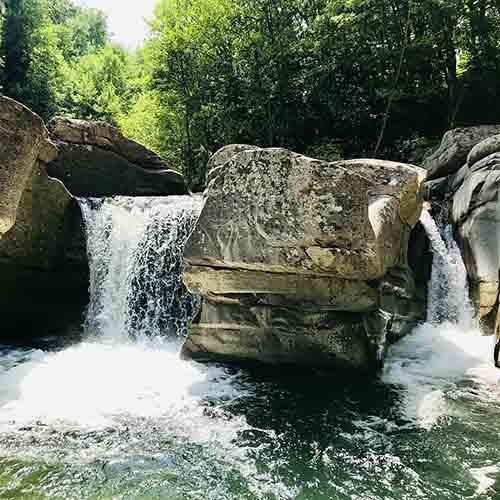 trekking canaloni 2019