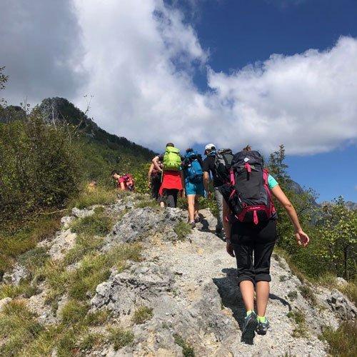 viaggio escursione val gardena