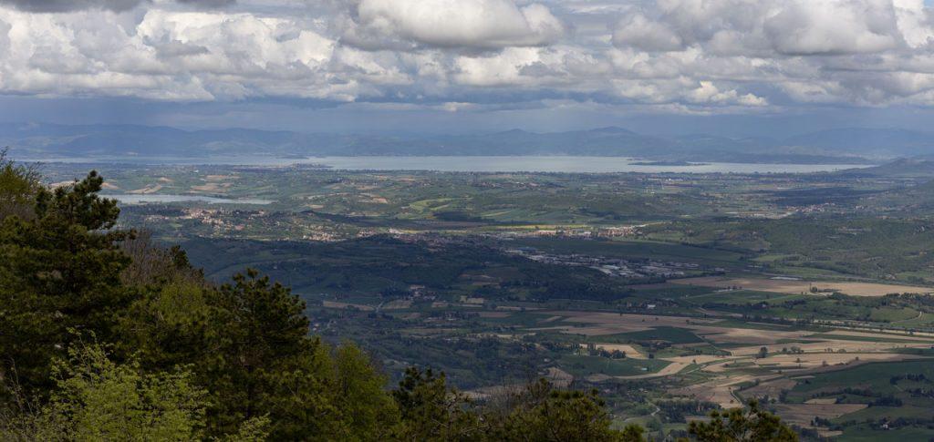 trekking monte cetona
