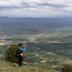 trekking ed escursioni sul monte cetona