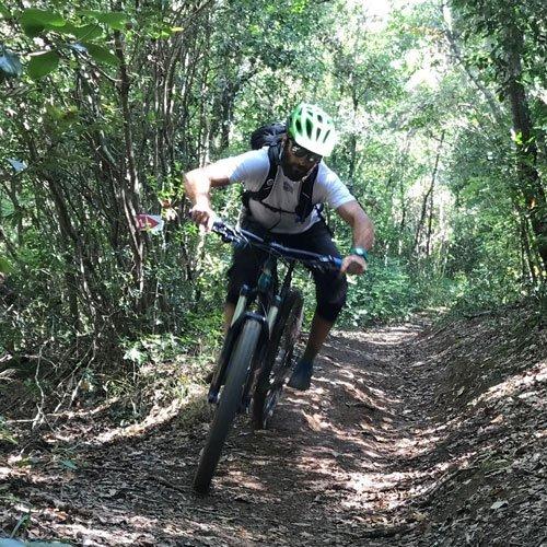 bike tour all'isola d'elba