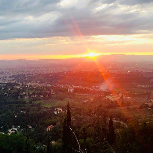 mtb tour Firenze