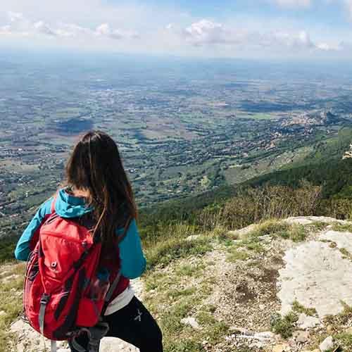 trekking capodanno umbria